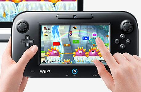 קונסולת ה-Wii U