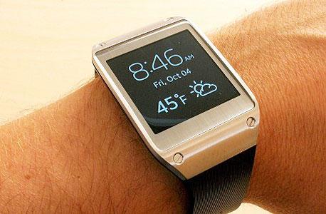 שעון חכם סמסונג גלקסי גיר פלופים