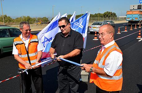 ישראל כץ שר התחבורה, צילום: ישראל מלובני