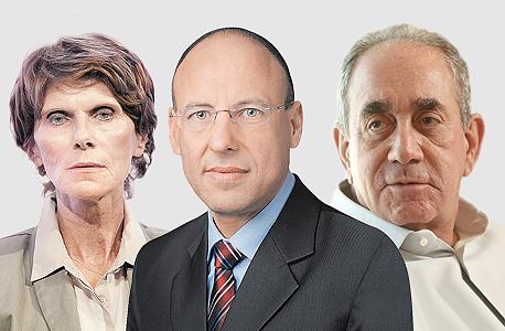 אלפרד אקירוב אילנה קאופמן גיל שרון, צילום:עמית שעל, אוראל כהן, יונתן בלום