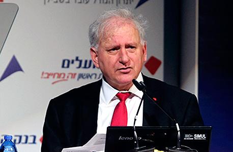 """יאיר סרוסי יו""""ר בנק הפועלים"""