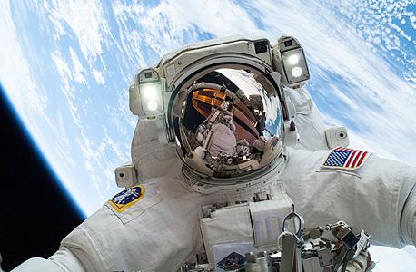 Astronaut (illustration). Photo: NASA