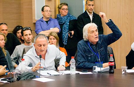 דיון ב ועדת הכלכלה בכנסת, צילום: עומר מסינגר