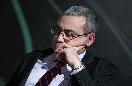"""מנכ""""ל הדואר חיים אלמוזנינו. עדיין ללא תקציב מאושר"""