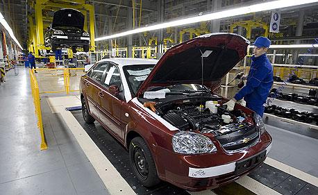 ג'נרל מוטורס תייצר רכבים חשמליים החל מ-2013