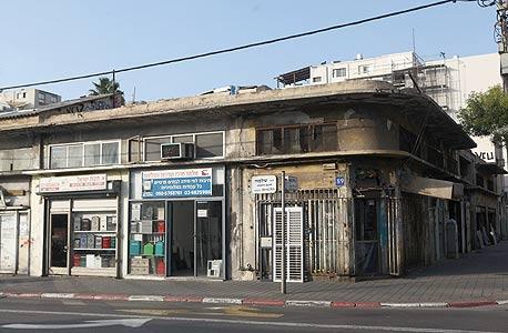 הנכס ברחוב שלמה בתל אביב. הוגש ערעור לעליון