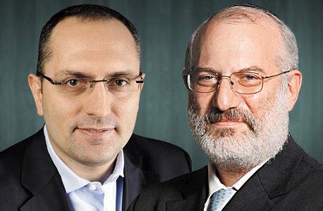 וידאו אדוארדו אלשטיין ו מוטי בן משה, צילום: אוראל כהן, אניה בוכמן