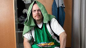 ג'ף רוזן, צילום: טל שחר