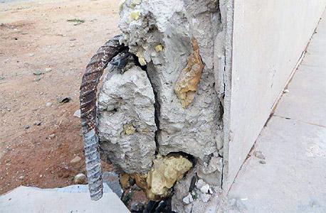 גינדי השקעות מרפסת בטון קלקר אורתם סהר