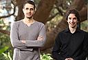מימין: גלעד רייכשטיין ואלעד דונסקי, מייסדי אימפליסיט, צילום: אוראל כהן