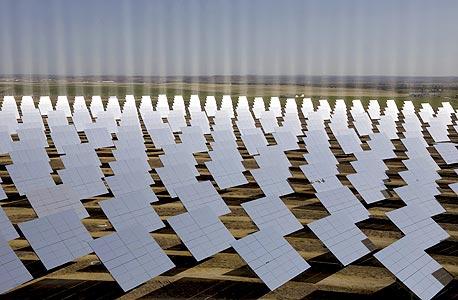 מיזם אנרגיה סולארית. הרעיונות טובים, אבל השוק שמרני מאוד