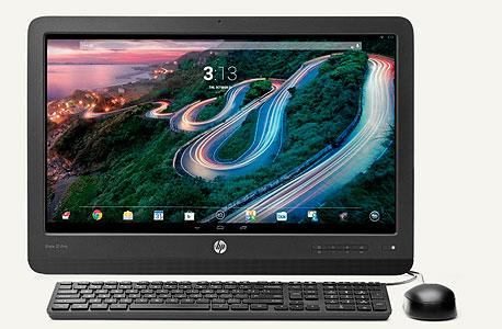 HP slate pro מחשב אנדרואיד