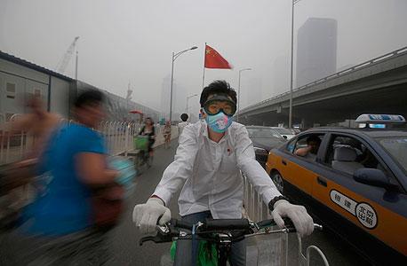 ערפיח בבייג'ינג. הממשלה רוצה להפחית את הזיהום הקשה במדינה