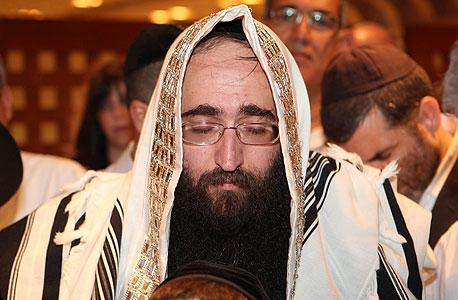 הרב יאשיהו פינטו, צילום: אוראל כהן