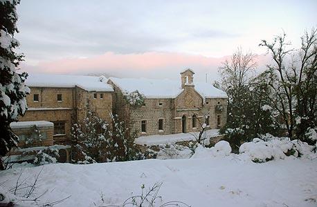 בית בוסל בסופה האחורנה, צילום: יוני לובלינר