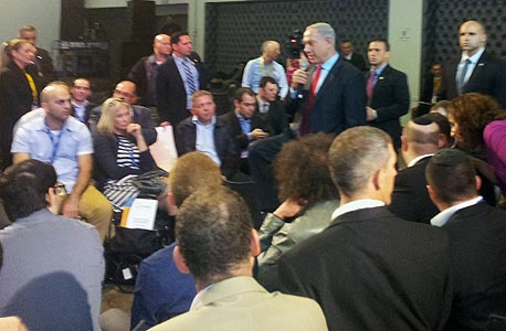 """ראש הממשלה בנימין נתניהו בכנס הסייברטק בת""""א סייבר"""