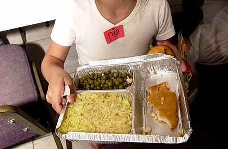 ארוחה חמה (אילוסטרציה), צילום: חיים הורנשטיין