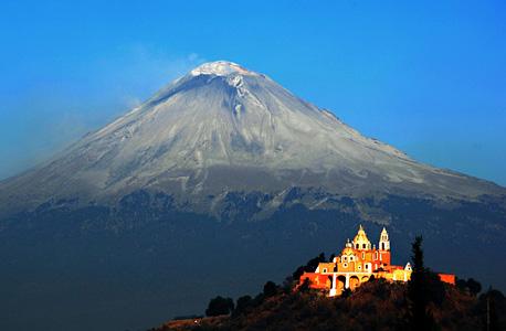 מקסיקו פנסיה, צילום: שטארסטוק