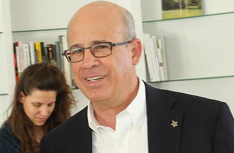 """נשיא אוניברסיטת תל אביב, יוסף קלפטר. """"מדובר בצעד משמעותי"""", צילום: רפי דלויה"""