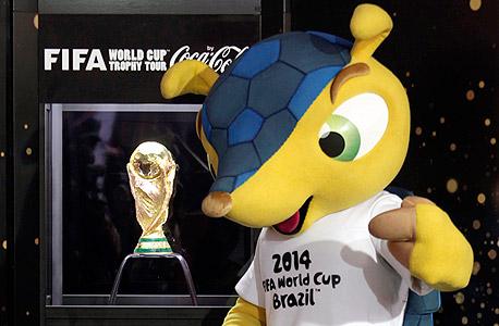 הקמע של מונדיאל 2014 שייערך בברזיל