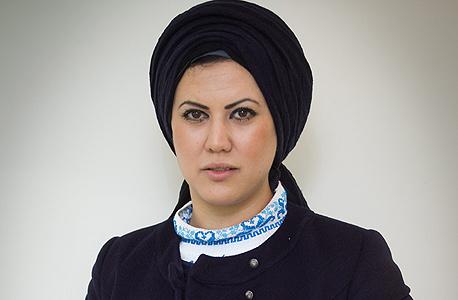 מאס וותד. הדיאטנית של המגזר הערבי, צילום: גיל נחושתן
