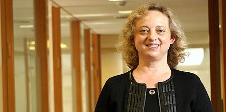 רינה שאינסקי מקרן כרמל, מהמשקיעות בפרפקטו מובייל, צילום: עמית שעל