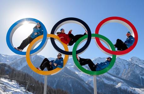 שידור בלעדי מאחורי הקלעים של האולימפיאדה, צילום: איי אף פי