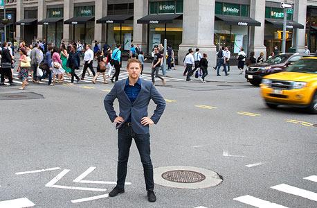 """מונטגומרי במנהטן. """"הערים שלנו מעצבות את איך שאנחנו חושבים, מרגישים ומתנהגים"""""""