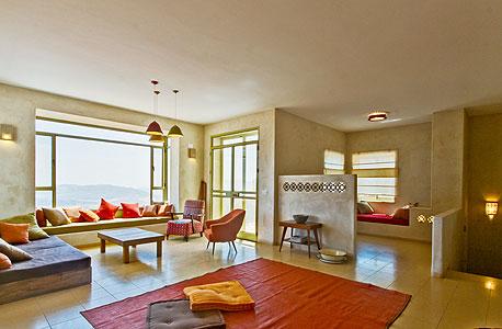 בית בגליל בעיצוב מרב זהר