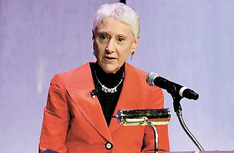 מרסי נתן, נשיאת ארגון נשות הדסה