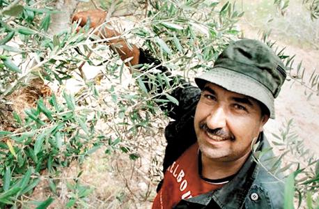 אבו־סלאח חסן אל־וואקיד, יצרן שמן זית מכפר אלערקה החבר בתאגיד כנען