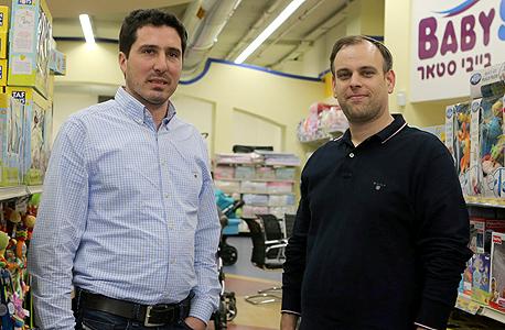 אברי קציר ודניאל דוידוביץ' קיבלו את הזיכיון לשיווק פומה במגזר החרדי