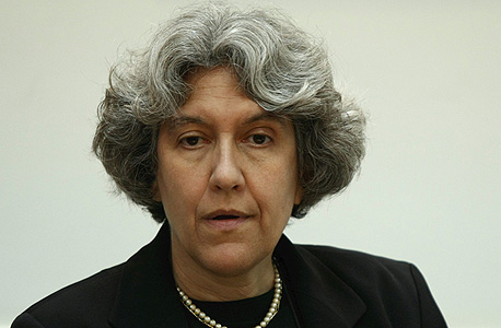 """עו""""ד אורנה לין, עומדת בראש משרד אורנה לין, צילום: עמית שעל"""