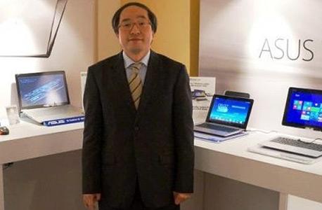 """סמנכ""""ל המכירות הבינלאומיות של אסוס אריק צ'ן: אפשר לראות תנועה של עשרות חברות לשוק הגיימינג"""