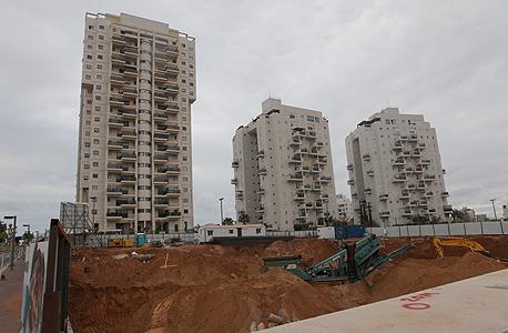 בניינים בגבעת שמואל