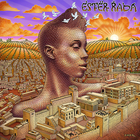 """""""Ester Rada"""", רדא"""