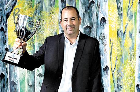 אמיר ברמלי, בעל קרן קלע, צילום: עמית שעל