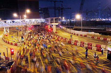 מרתון. המרתון הראשון הסתיים במוות על פי האגדה, צילום: איי פי
