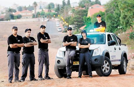 סיירת הביטחון העירוני בחדרה