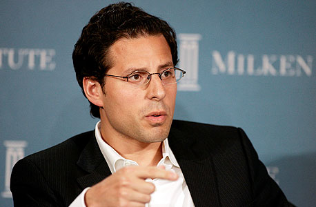 ג'רמי בלנק, נציג קרן יורק בישראל