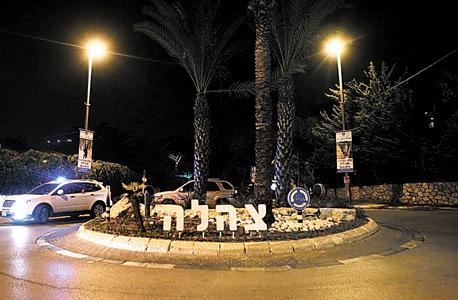 שכונת צהלה בצפון תל אביב