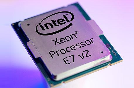 מעבד אינטל ביג דאטה Intel Xeon processor E7 v2
