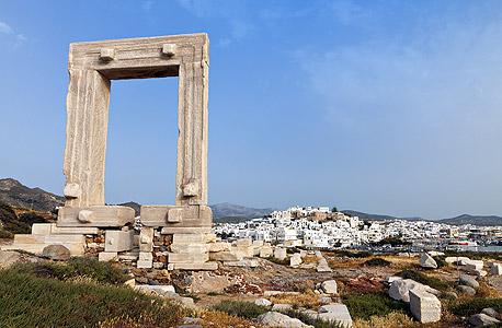 האי נקסוס, יוון