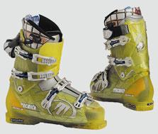 נעלי סקי של טכניקה