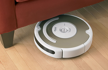 iRobot - שואב אבק