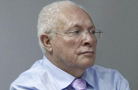 השופט אורי גורן, צילום: עמית שעל