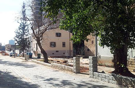 שרונה הקריה ב תל אביב שימור, צילום: דוד הכהן