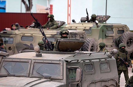 צבא רוסיה , צילום: רויטרס
