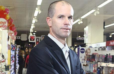 """ניצן לביא מנכ""""ל סופר-פארם, צילום: אוראל כהן"""
