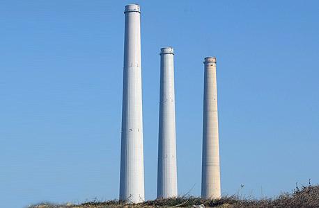 תחנת הכוח אורות רבין. הירידה בפליטת חומרים מזהמים - 80%